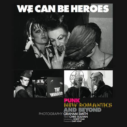 We can be heroes book
