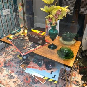 vivienne Westwood shop display