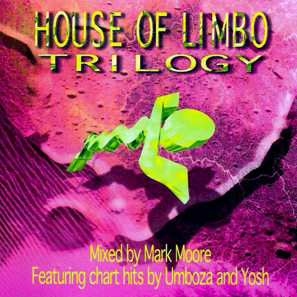 Mark Moore House of Limbo Mix CD