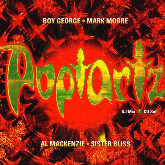 Poptartz Mark Moore Mix CD