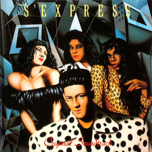 S'Express Original Soundtrack Cover Mark Moore