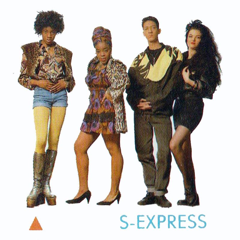 Mark Moore S'Express Smash Hits 1988