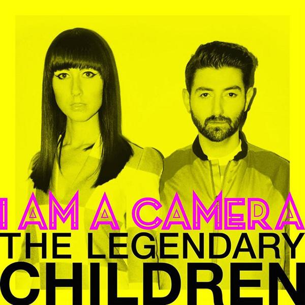 I Am A Camera Legendary Children Mark Moore Remix cover