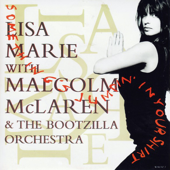 Malcolm McLaren & The Bootzilla Orchestra - Something's Jumpin' in Your Shirt (1989) Mark Moore William Orbit Remix