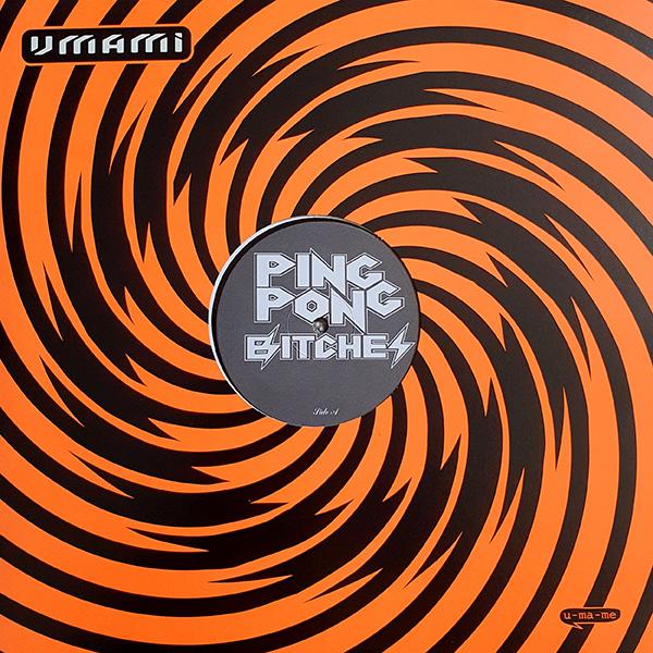 Ping Pong Bitches – Roc Ya Body Remixes vinyl 12 inch record