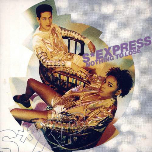S'Express Nothing To Lose (1990) vinyl 12 inch record