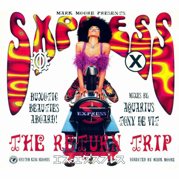 Mark Moore presents S-Xpress – The Return Trip (Theme From S-Xpress Remix)