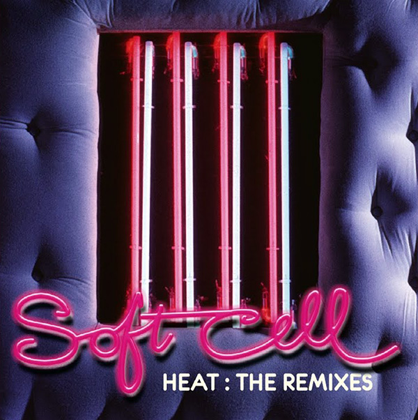 Soft Cell Heat The Remixes album cover art