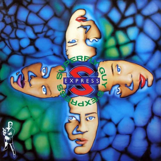 Mark Moore S'Express Superfly Guy (1988) vinyl 12 inch record