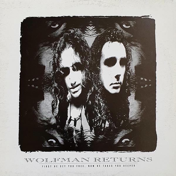 Wolfman Returns - Deeper (1993) vinyl 12 inch record