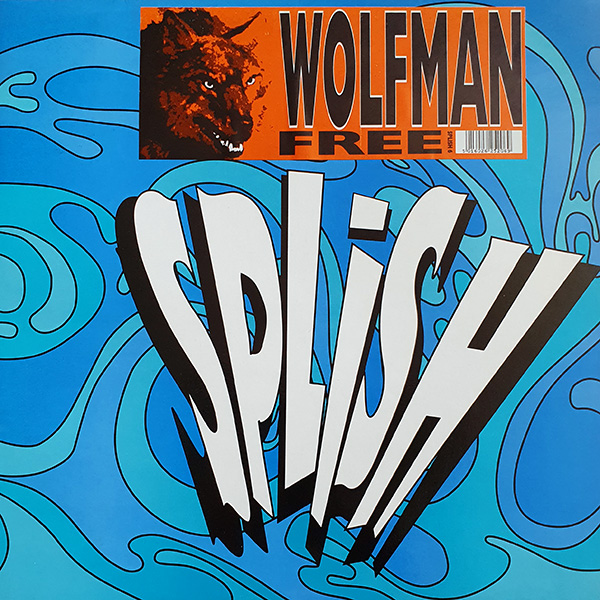 Wolfman - Free vinyl 12 inch record