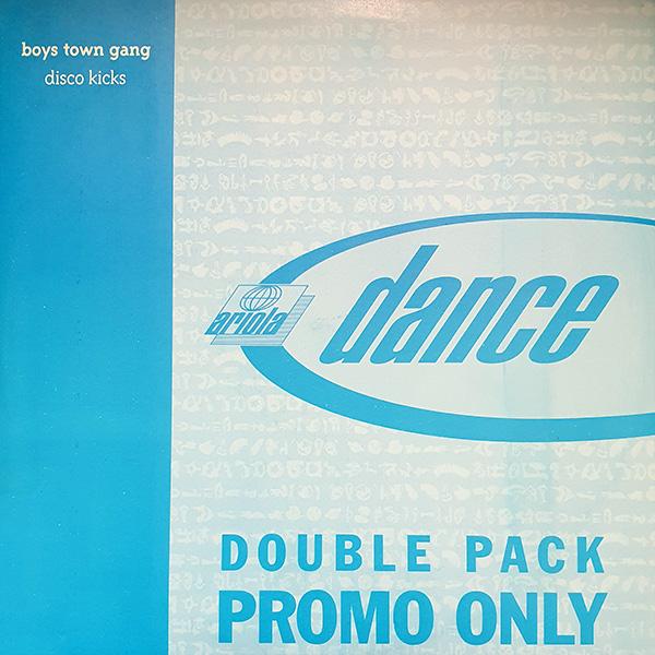 Boystown Gang aka BTG - Disco Kicks (1997) Mark Moore Remix