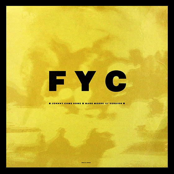 Fine Young Cannibals - Johnny Come Home (1990) Mark Moore Remix