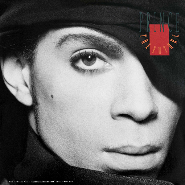 Prince – The Future / Electric Chair (1989) Mark Moore William Orbit Remix