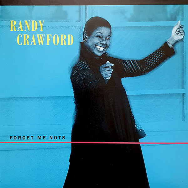 Randy Crawford - Forget Me Nots (1995) Mark Moore Remix