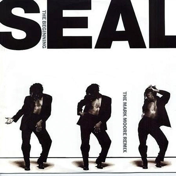 Seal - The Beginning (1991) Mark Moore Remix