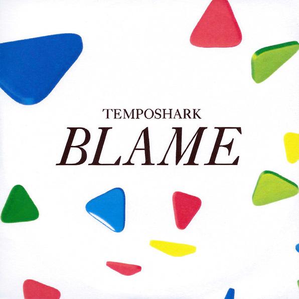 Temposhark Blame decorative record cover