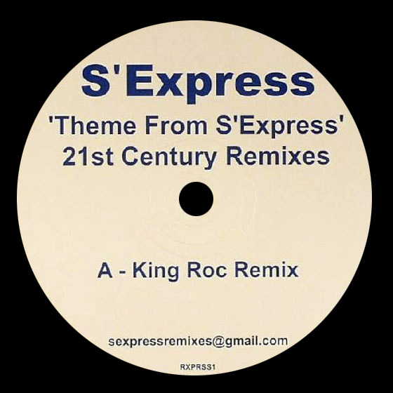 S'Express – Theme From S'Express (21st Century Remixes) vinyl 12 inch record